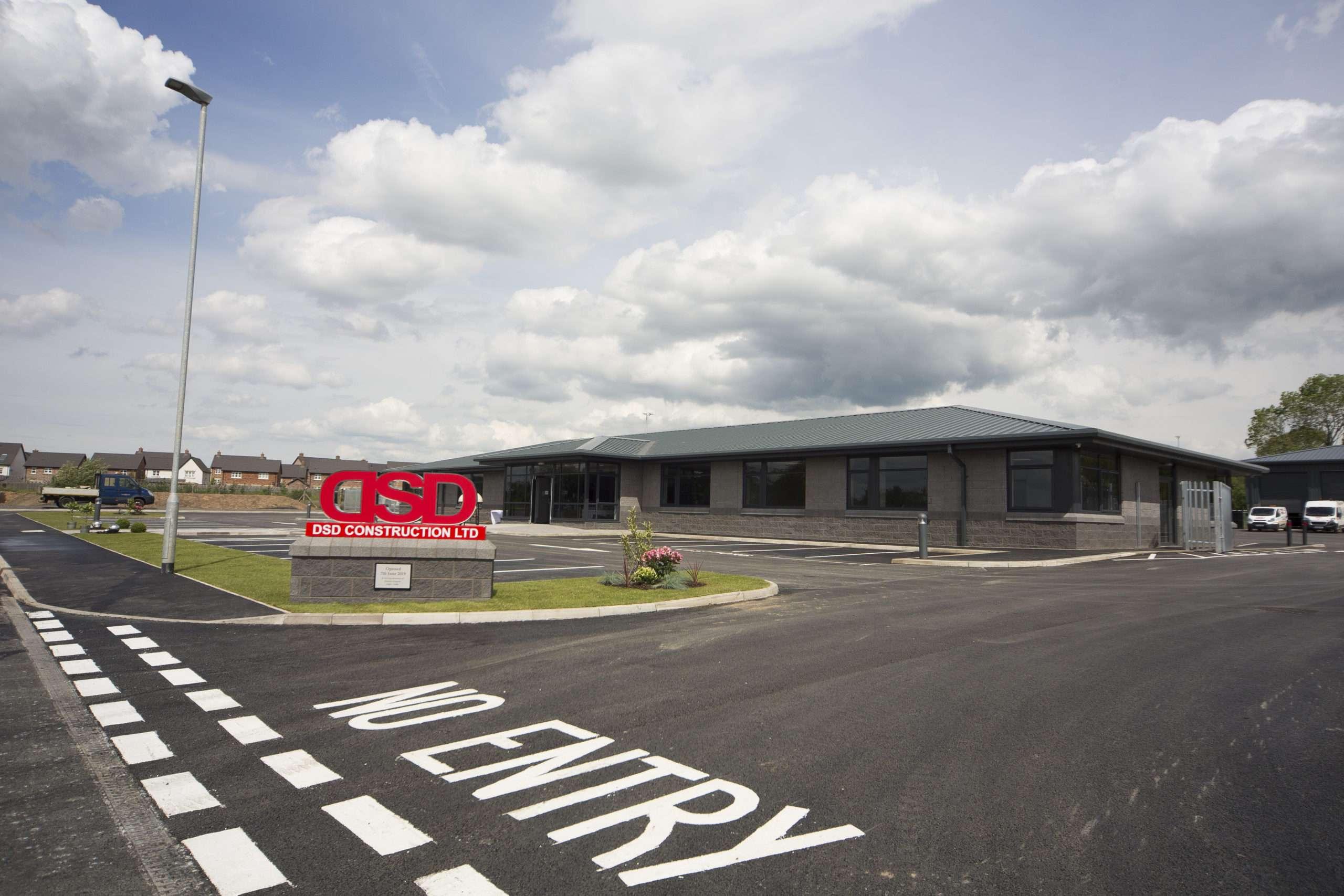 DSD building exterior