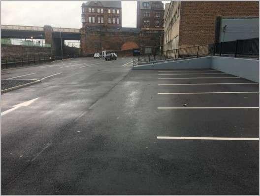 Carlisle Citadel Car Park